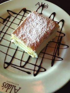 Aldo's Ristorante, Napoleon dessert
