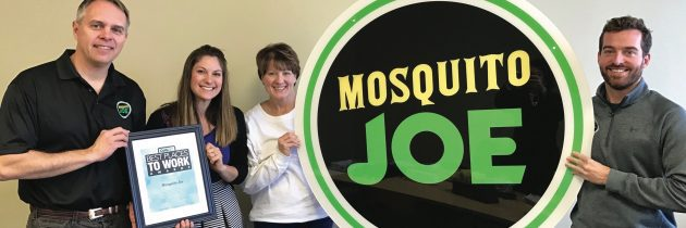 Best Places To Work—Mosquito Joe