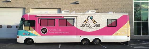 Dove & Daisy Spa