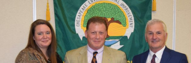 TFC Recycling President Receives Outstanding Service Award