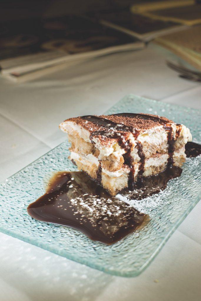 Al Fresco Italian Restaurant Tiramisu