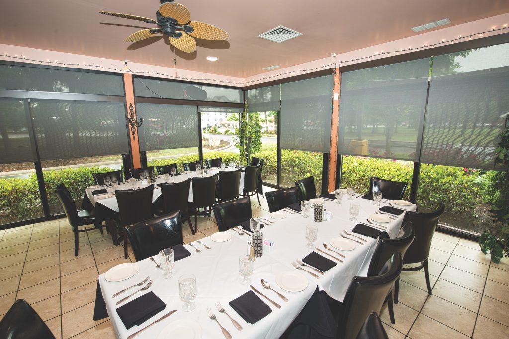 Al Fresco Italian Restaurant Upscale Dining