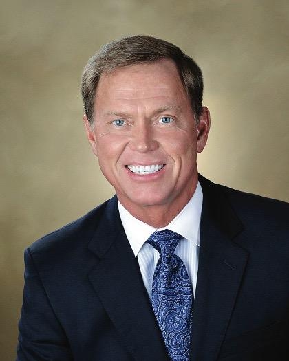 Hampton Roads Chamber President CEO Bryan Stephens