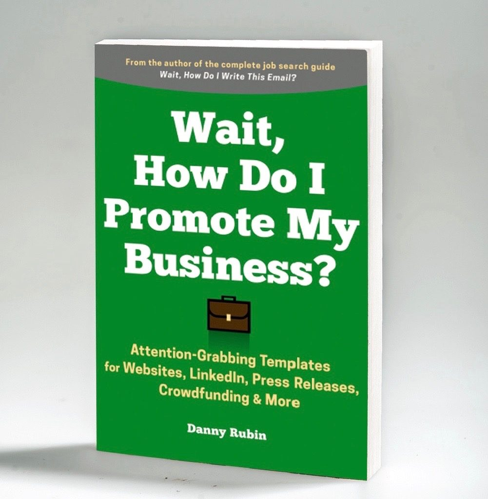 CoVa Biz Book Review, Wait, How Do I Promote My Business?