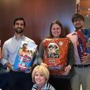 DHG Norfolk, Newport News Offices Donate to Local Foodbanks