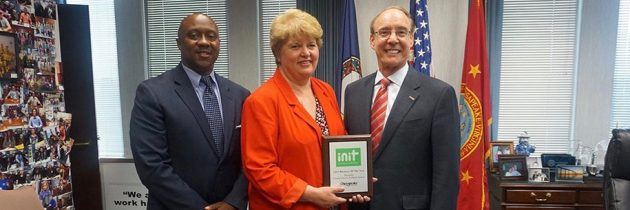 INIT Inc. and South Norfolk Jordan Bridge Named Chesapeake Business of the Year
