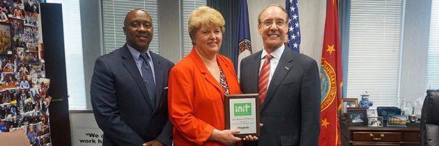 INIT Inc. and South Norfolk Jordan Bridge Named Chesapeake Business of the Year
