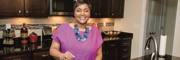 At Home With Foodbank CEO Ruth Jones Nichols