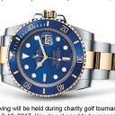 Charles Barker Champions For Kids Rolex Watch Raffle