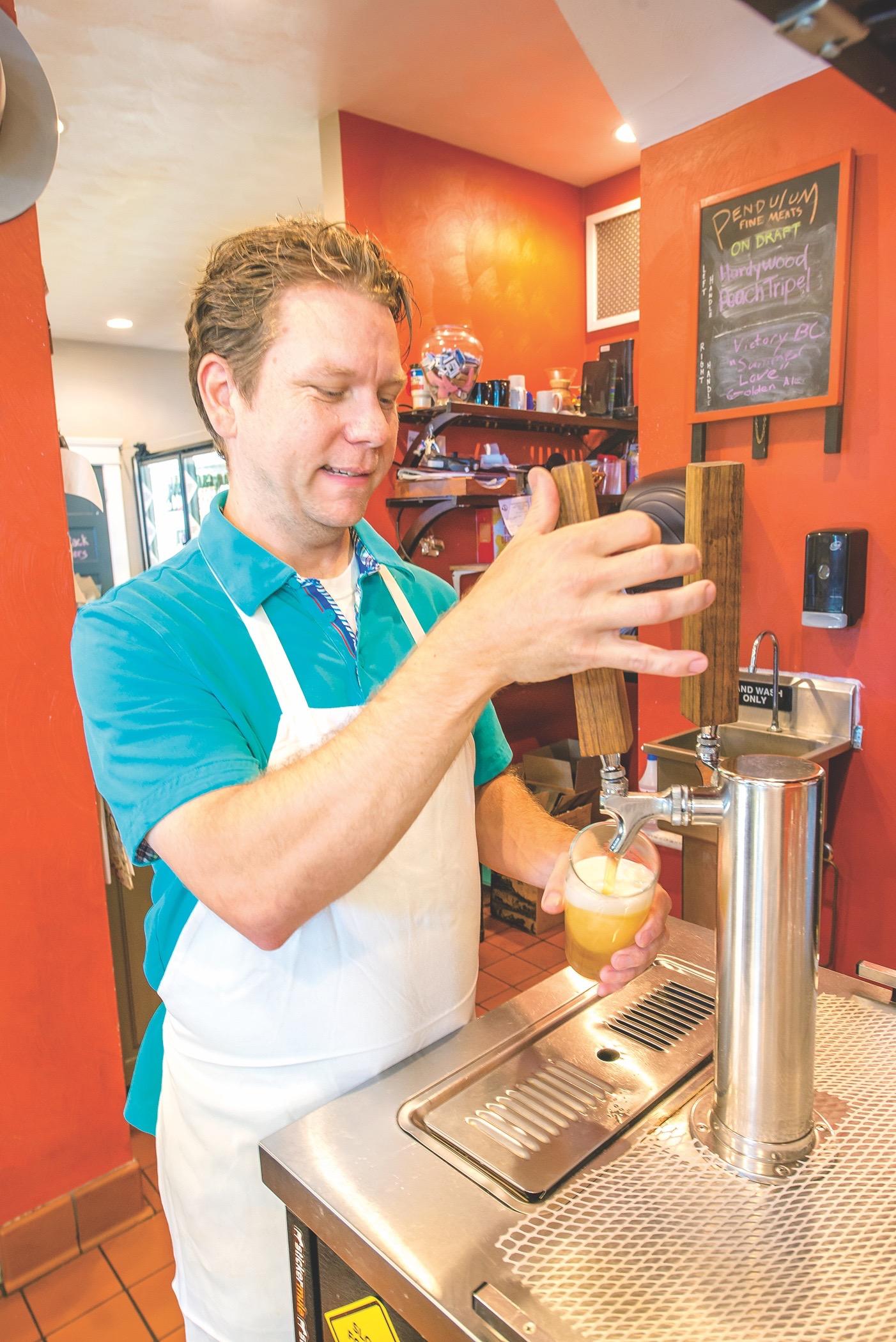 Pendulum Fine Meats, Craft Beer, Norfolk
