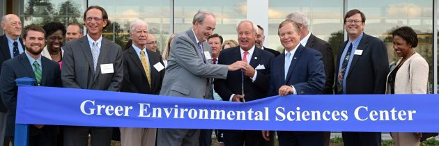 Virginia Wesleyan Dedicates Greer Environmental Sciences Center