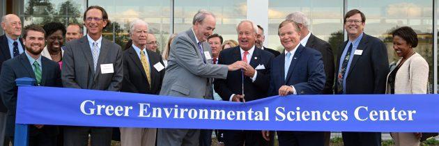 Virginia Wesleyan Dedicates Greer Environmental Sciences Center