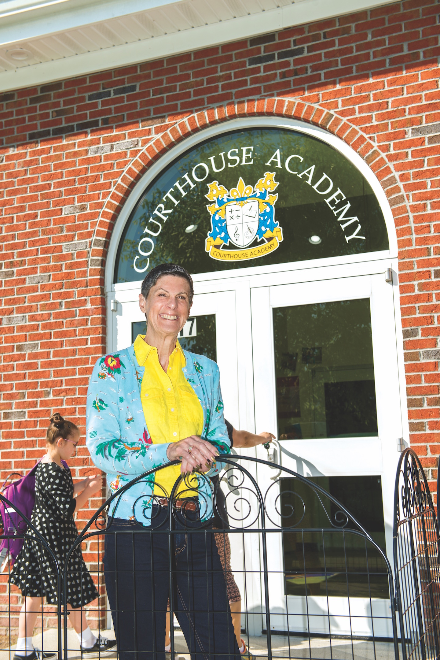 Courthouse Academy Virginia Beach founder and owner