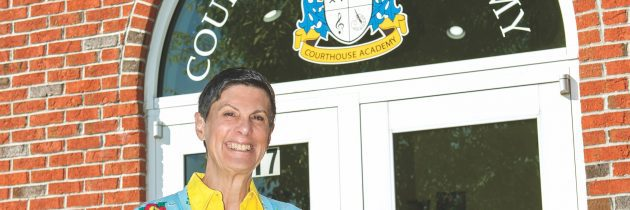 Courthouse Academy Owner Honored at International Convention