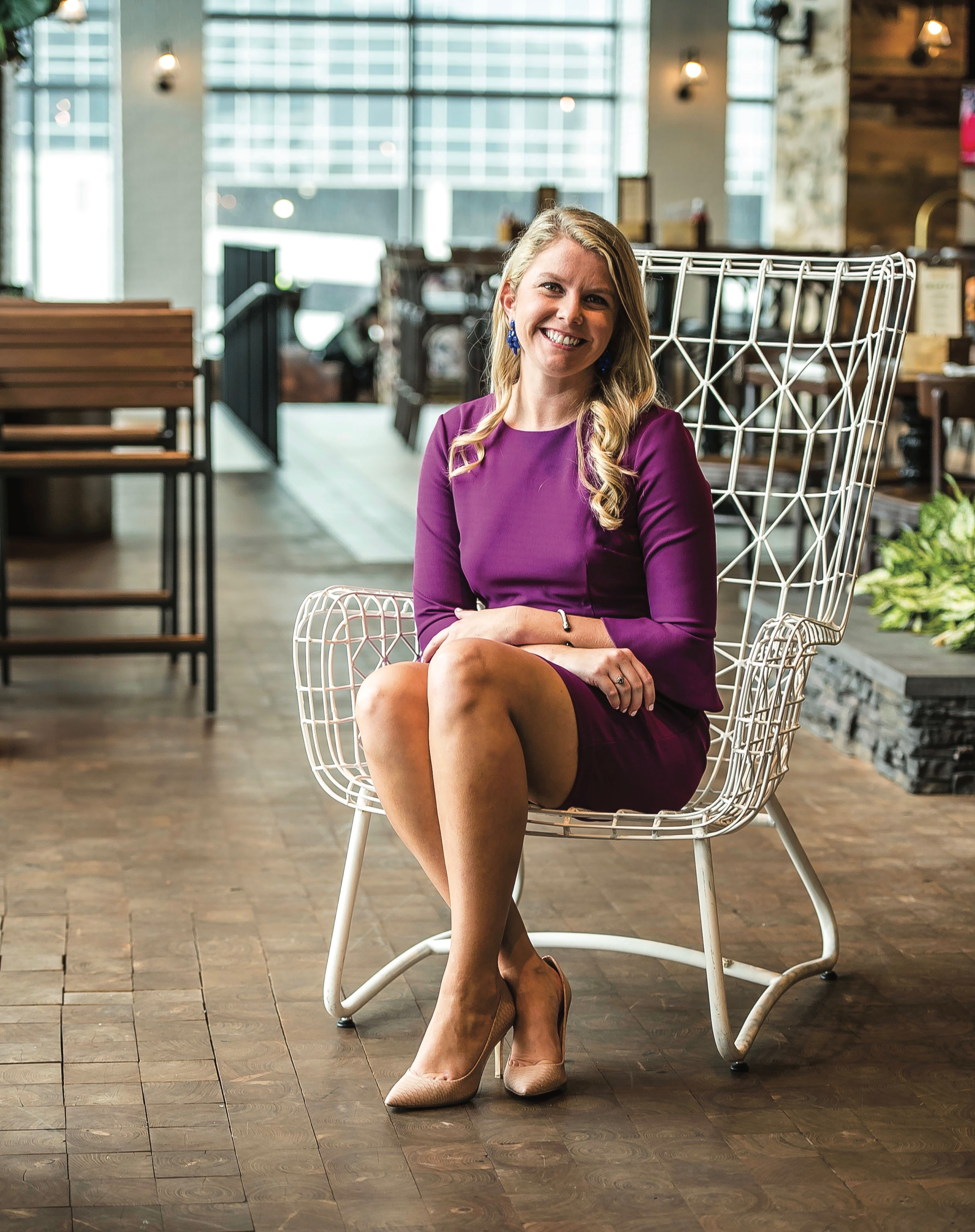 Elizabeth Greer Napolitano, Divaris Real Estate, Millennials on the Move