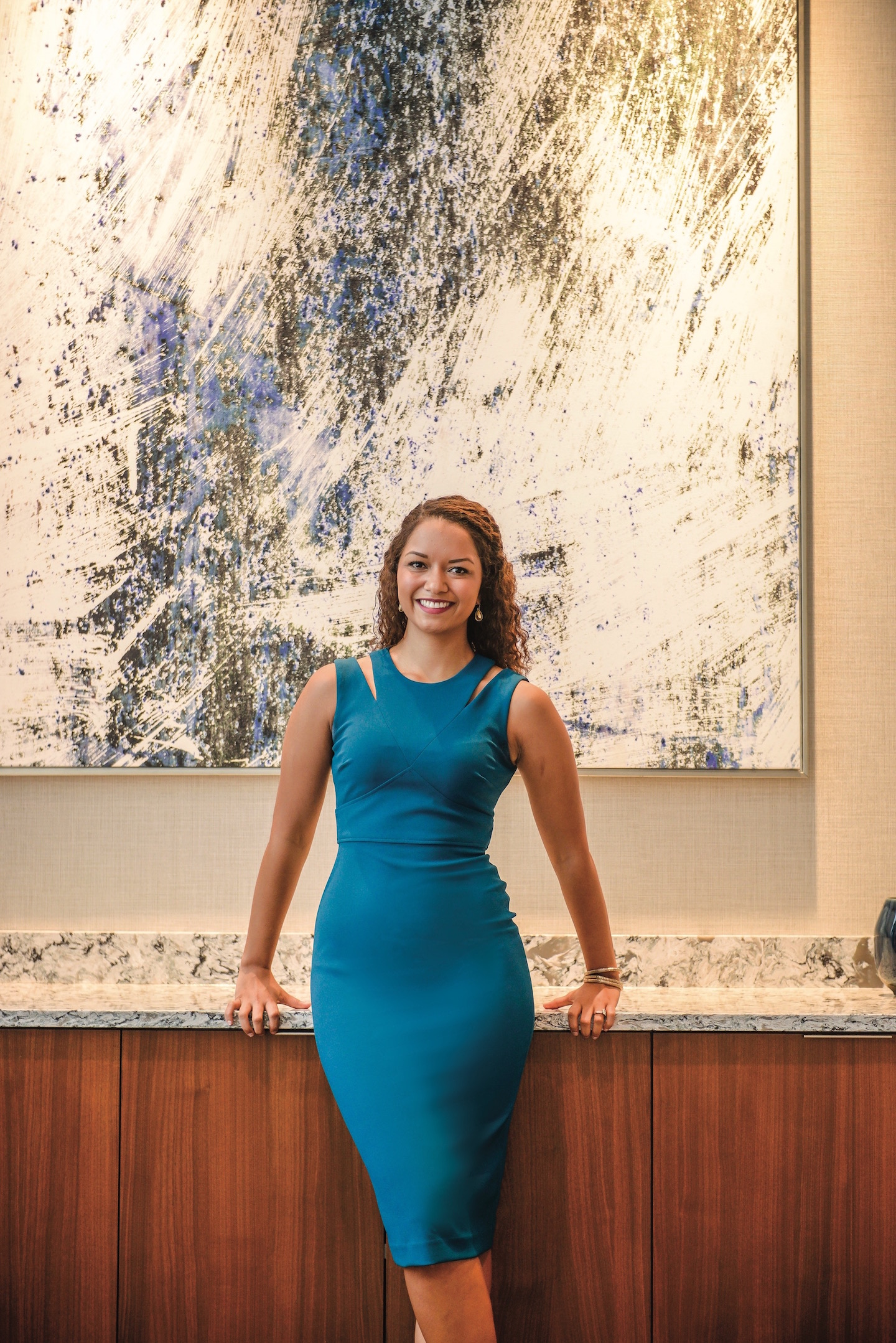 Tianna Garland, Dixon Hughes Goodman LLP, Hilton Norfolk The Main Hotel, millennials on the move