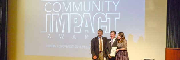 Community Impact Awards Reception 2017