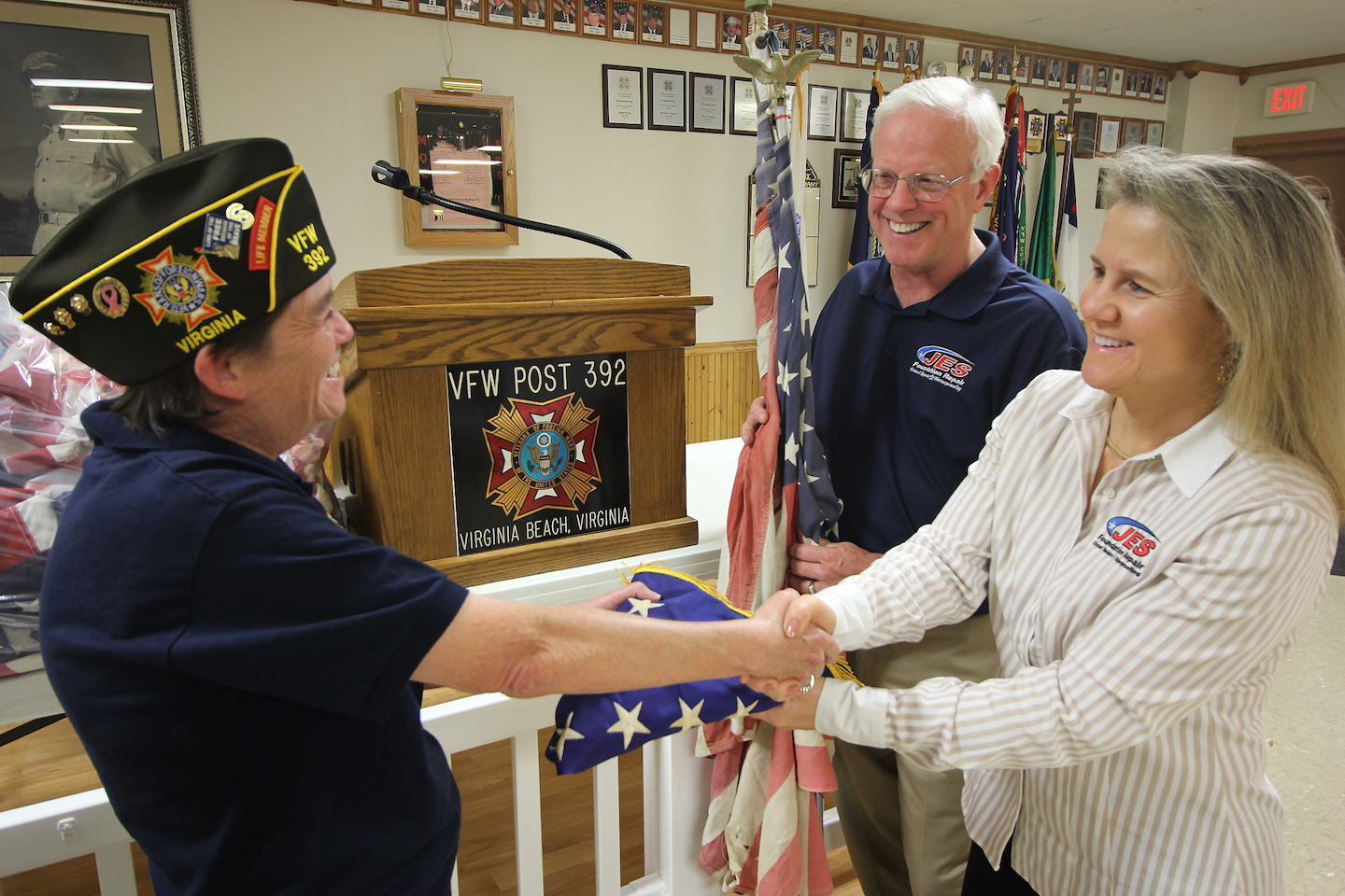 JES VFW Virginia Beach