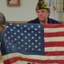 JES Foundation Repair Retires American Flags To Honor Veterans