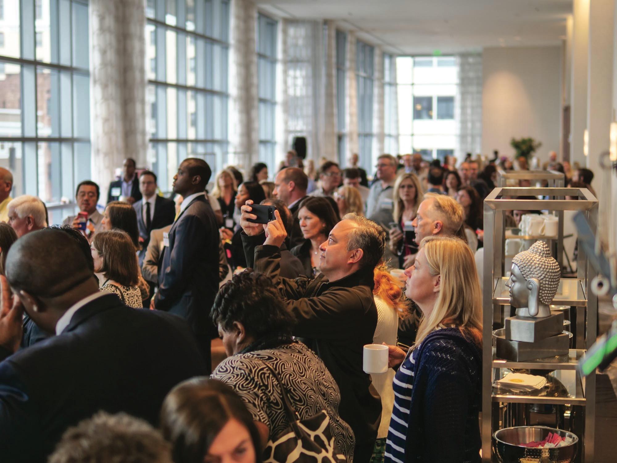 BizConnect Hampton Roads, The Main Norfolk, Community Impact Awards