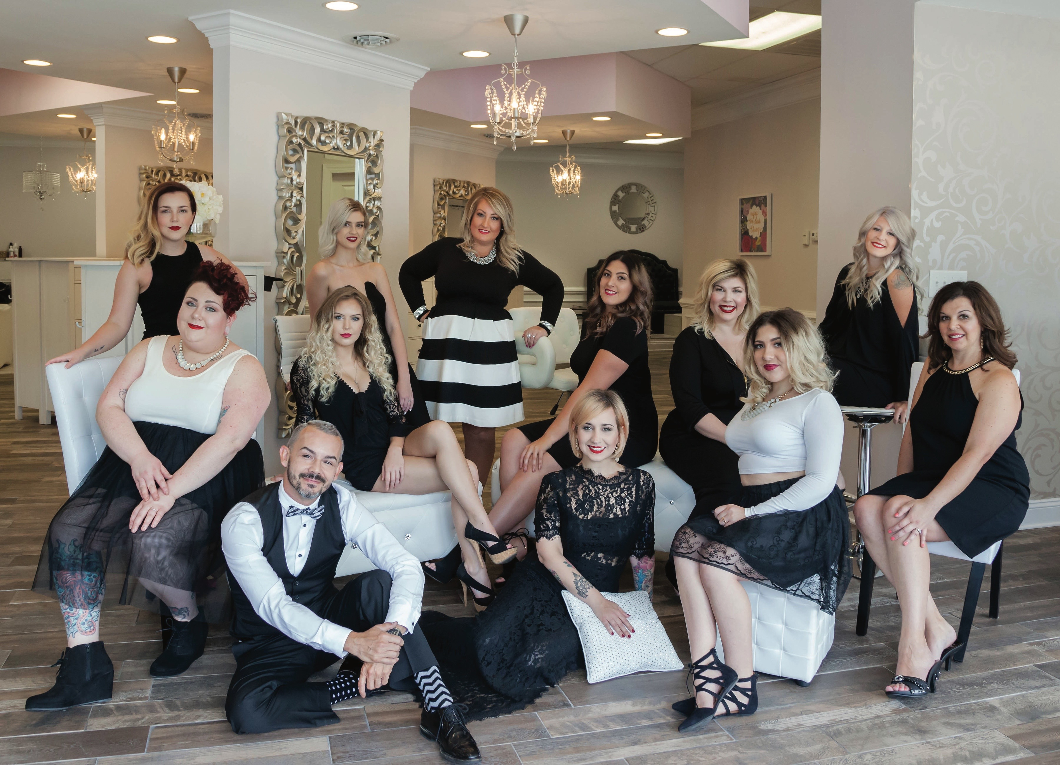 Brittany's Beauty Bar, Yorktown, Hampton Roads Community Impact Awards