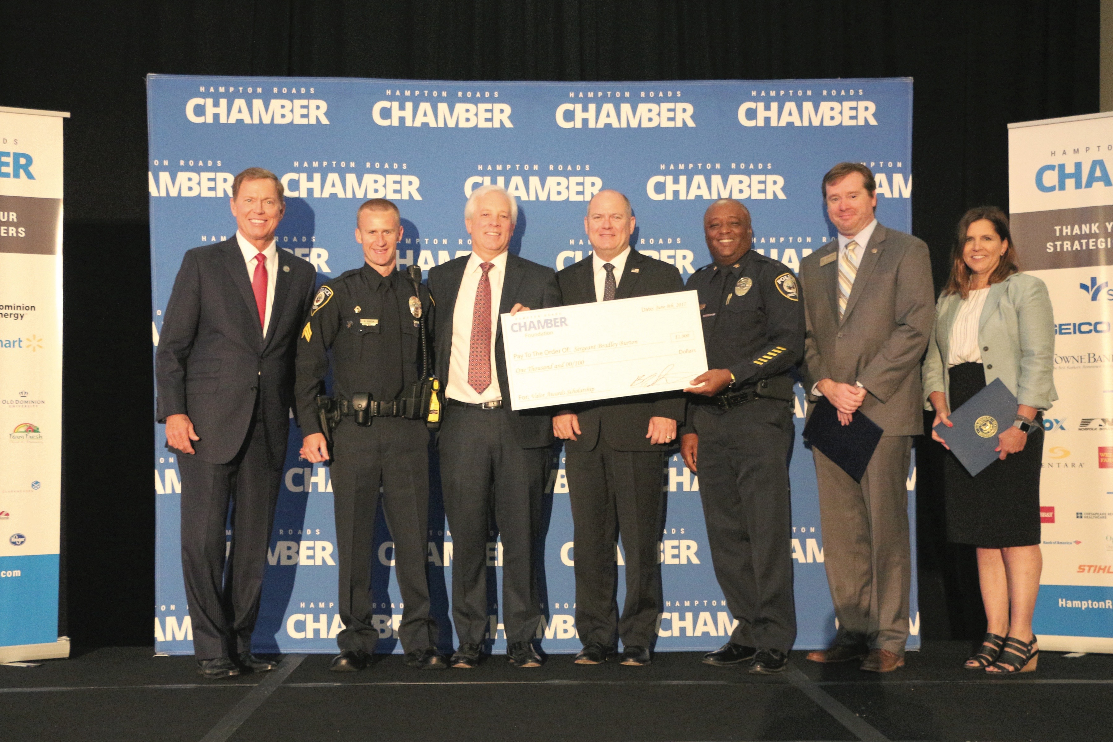 Hampton Roads Chamber, Hampton Roads Community Impact Awards