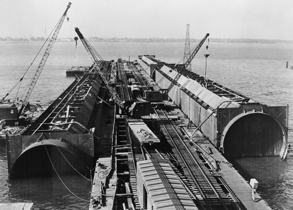 The Hampton Roads Bridge Tunnel Celebrates Its 60th