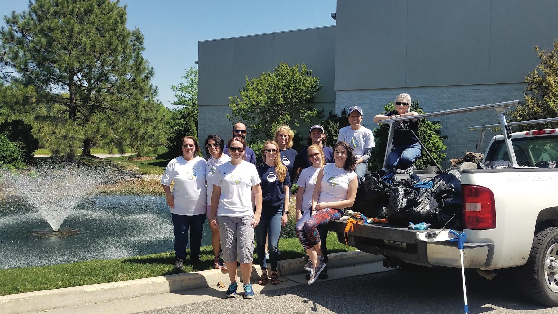 SOLitude Lake Management, Virginia Beach, Hampton Roads, Community Impact Awards, business making a difference
