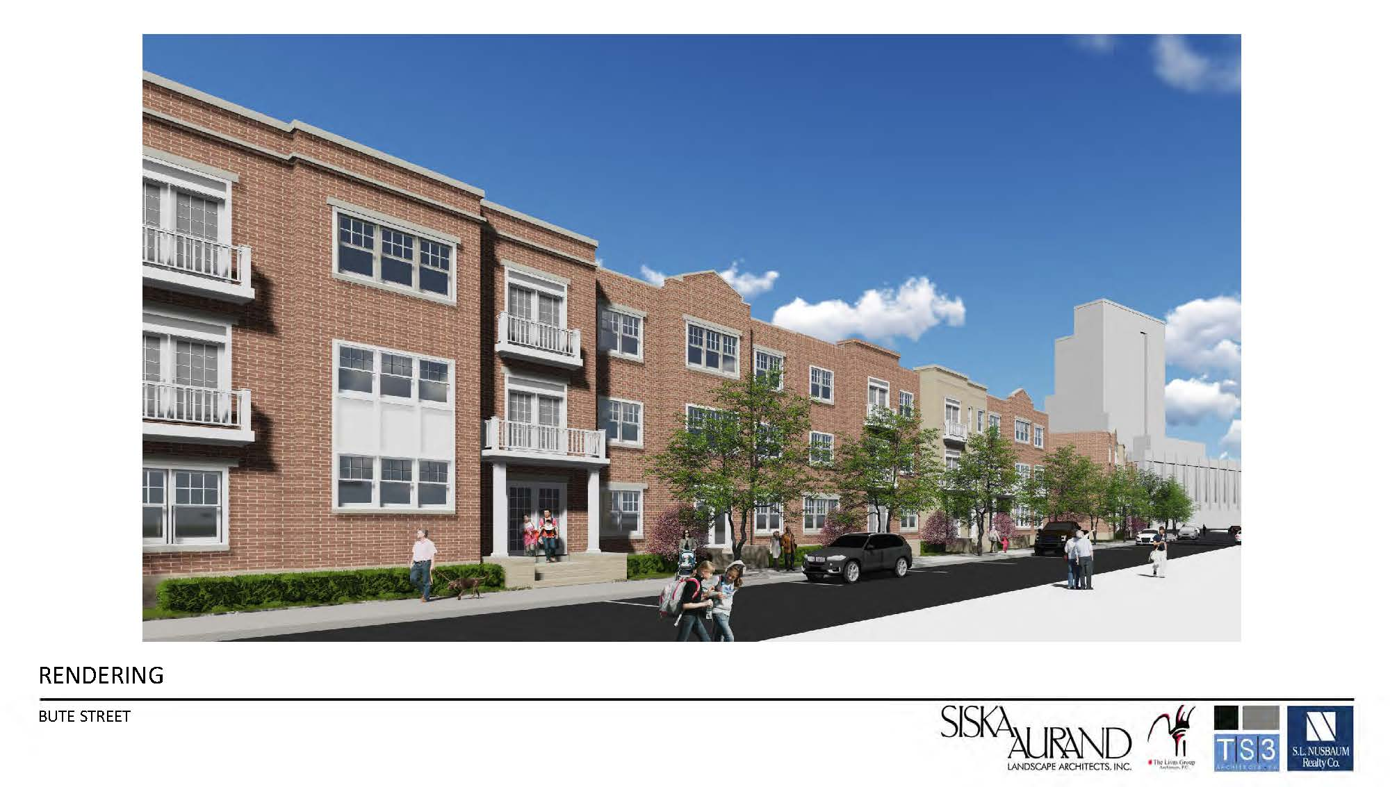 St. Paul's Apartments, Norfolk, New apartments, Downtown Norfolk