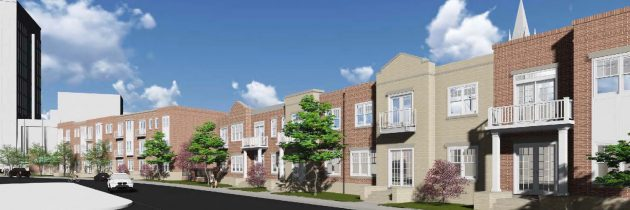 The St. Paul's Apartments Break Ground In Downtown Norfolk