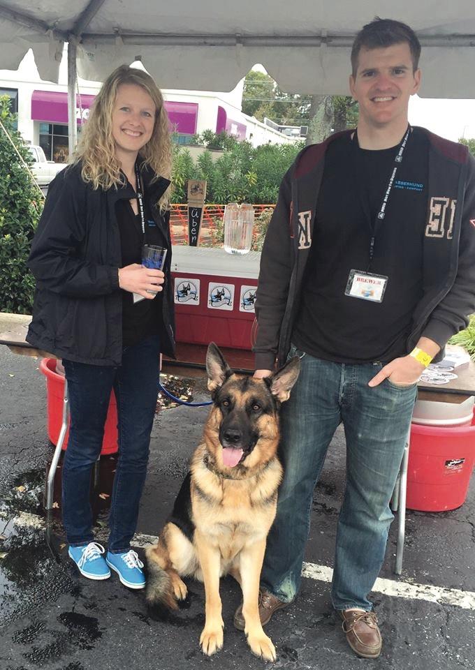 Wasserhund Brewing, Virginia Beach, Hampton Roads, Community Impact Awards