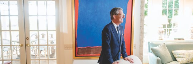 Norfolk Attorney Brother Rutter Shares an Artful Perspective on Life, Law and Legacy