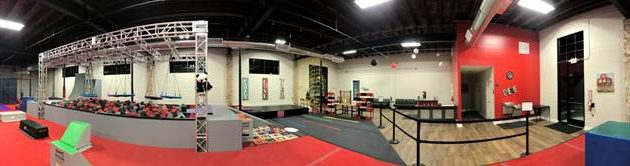 Gymnastics Inc. to Host Grand Opening Ceremony for NinjaZone with Hampton Mayor Tuck