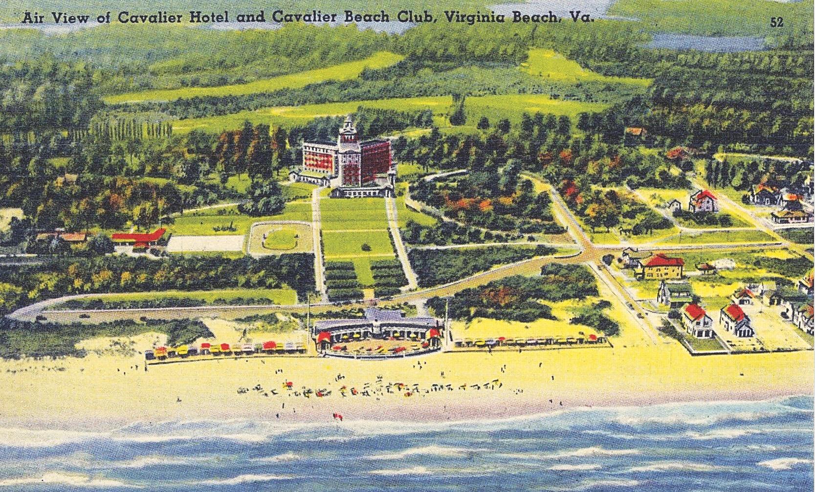 Cavalier Hotel, Virginia Beach