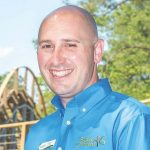 David Cromwell, President of Busch Gardens Williamsburg and Water Country USA