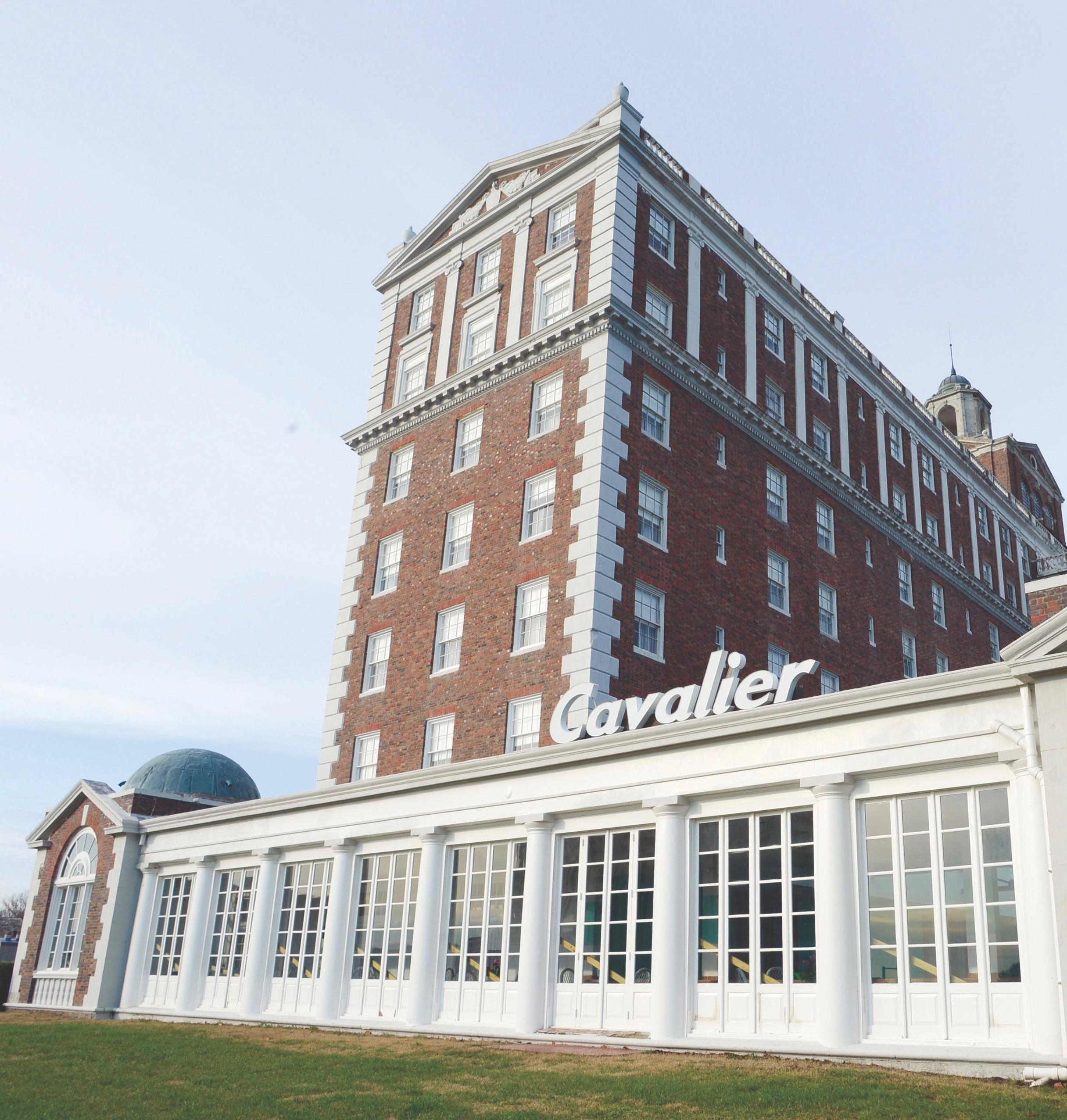 Cavalier Hotel, Virginia Beach, Rebranding Hampton Roads