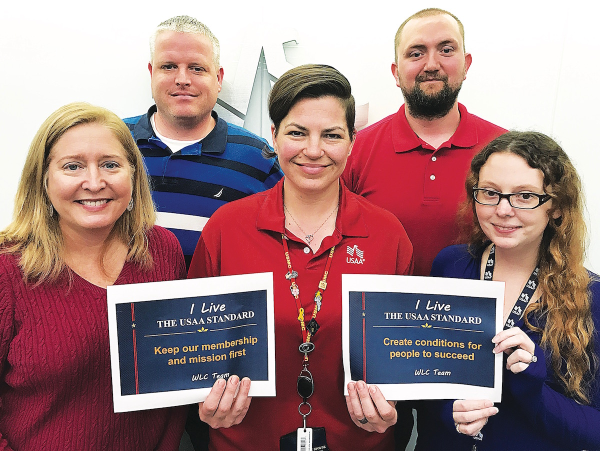 USAA Chesapeake, Best Places to Work