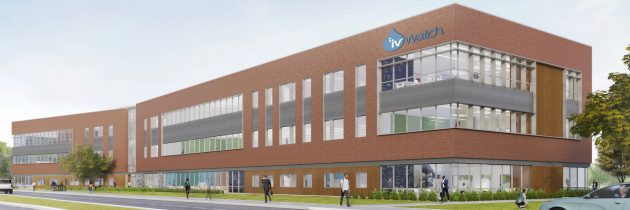 ivWatch Plans to Relocate to Newport News Tech Center