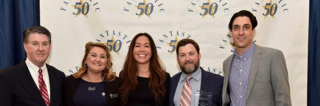 O'Connor Brewing Receives Virginia's Fantastic 50 Award