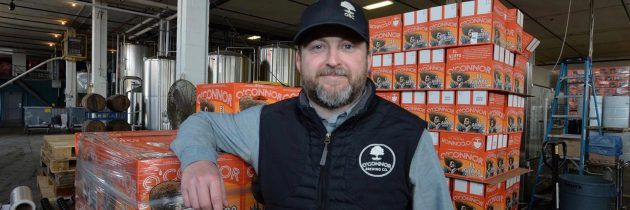 O'Connor Brewing Named Norfolk Small Business of the Year