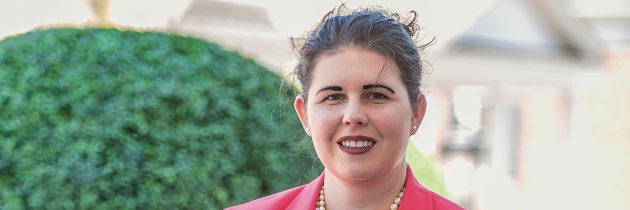 Millennial on the Move: Amanda C. Jarratt