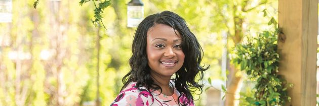 Millennial on the Move: Tiffany S. Williams