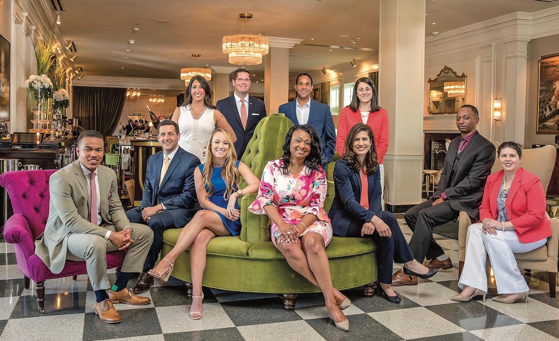 Millennials on the Move 2018, Cavalier Hotel Virginia Beach