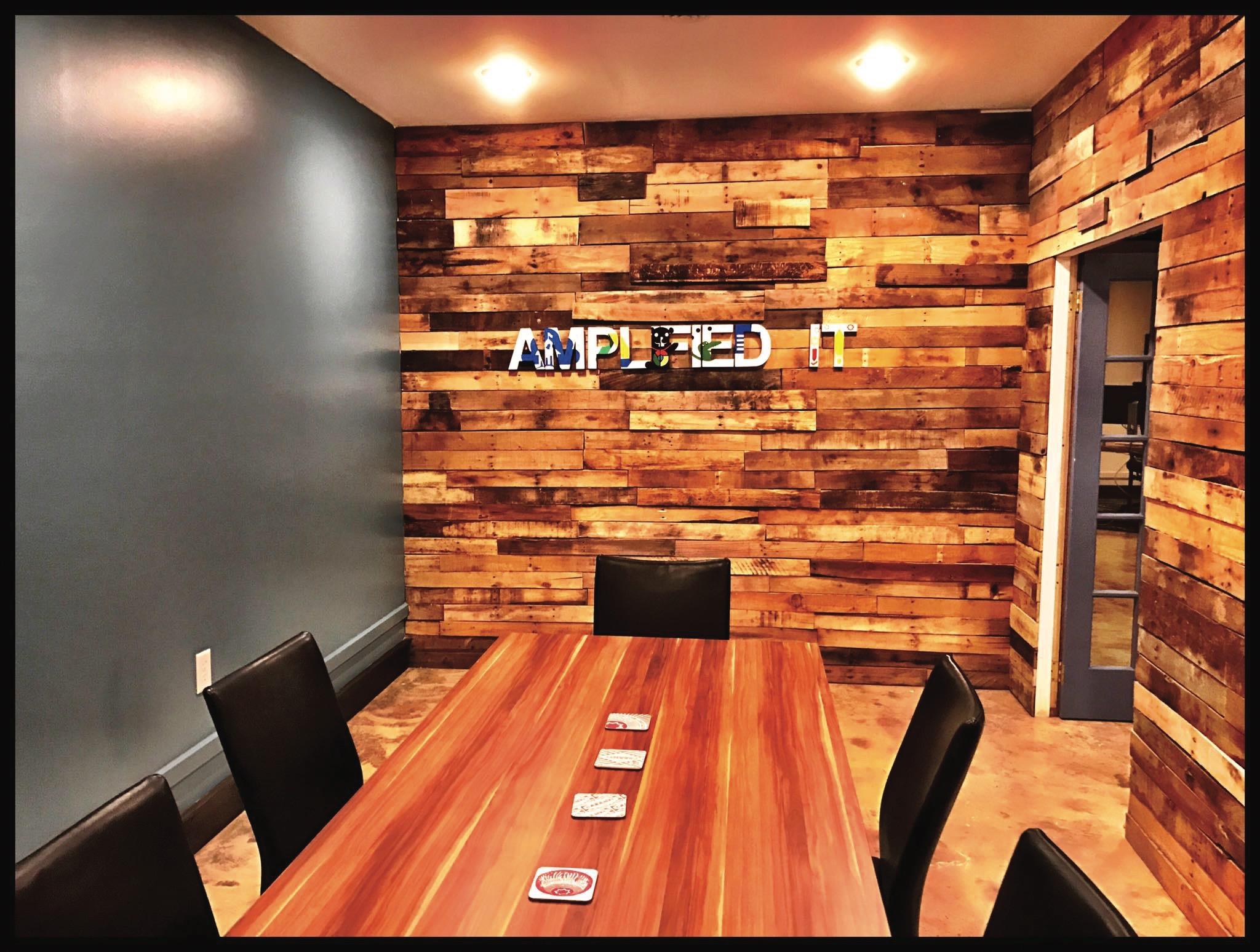 Amplified IT office