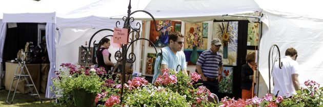 Union Bank & Trust Becomes Title Sponsor of Stockley Gardens Arts Festival