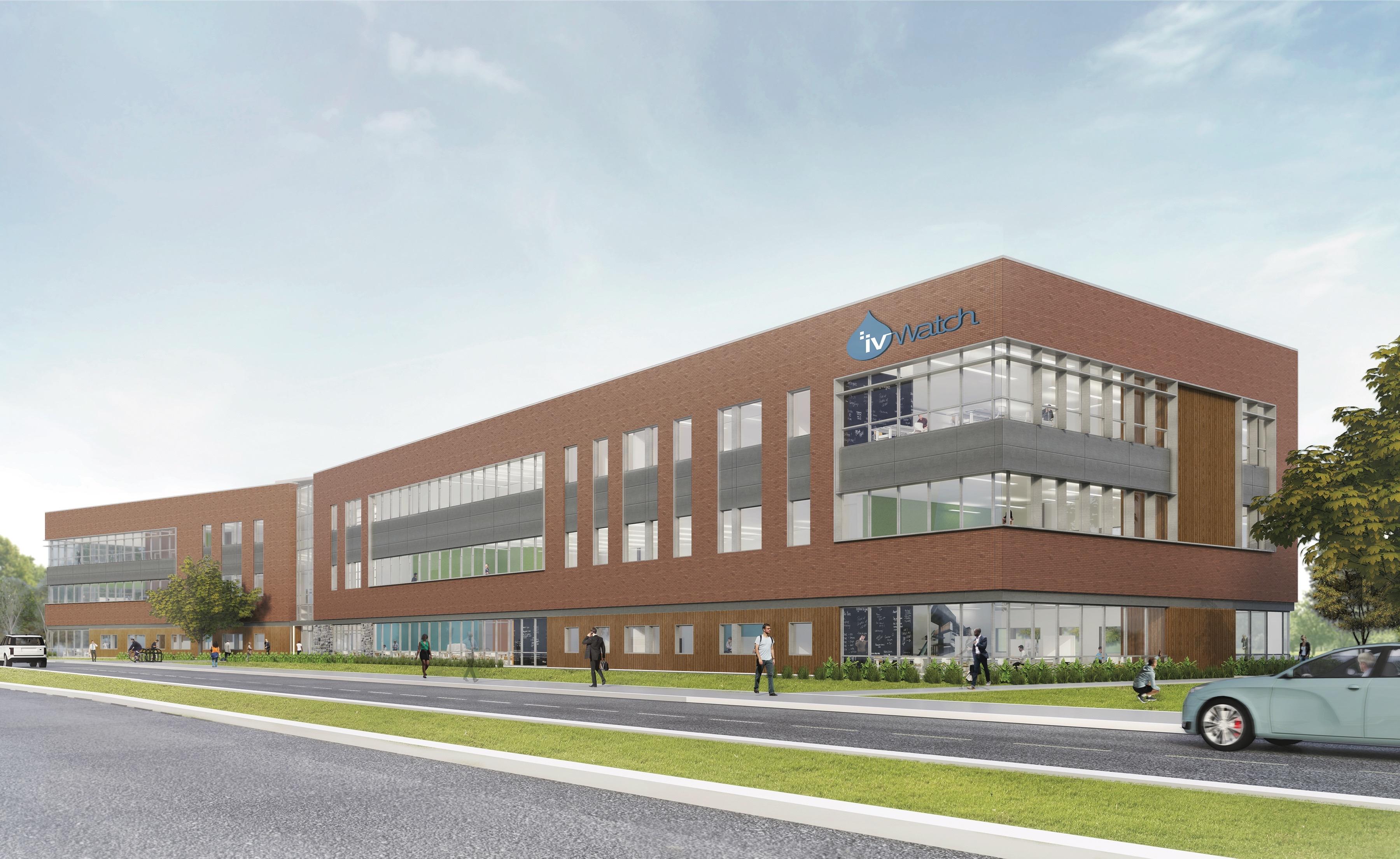 ivWatch Newport News Tech Center