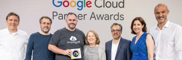 Norfolk's Amplified IT Awarded Prestigious Google Title