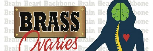 Book Review: Brass Ovaries Own Yours