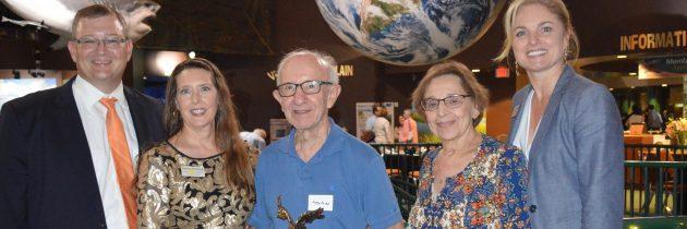 Virginia Living Museum Recognizes Volunteers