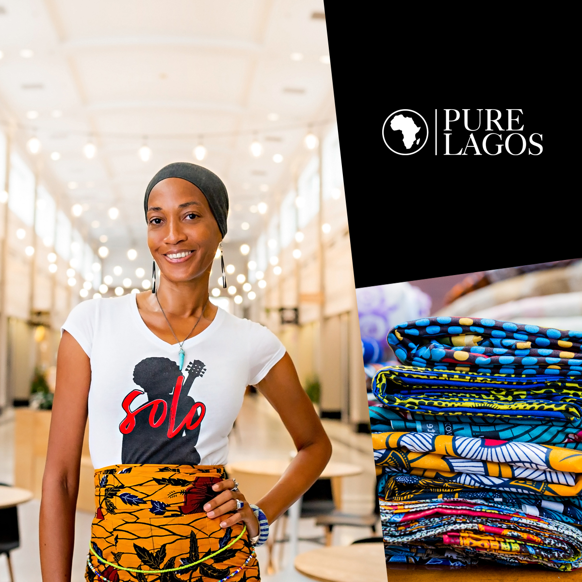 Pure Lagos, Selden Market